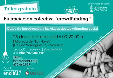 cartel crowfounding enclau