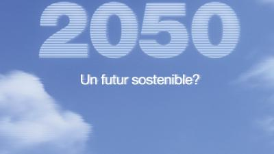 cartel 2050 un futur sostenible